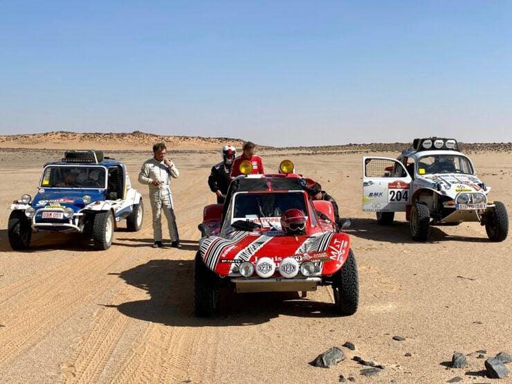 Buggy Sunhill Dakar Classic 7