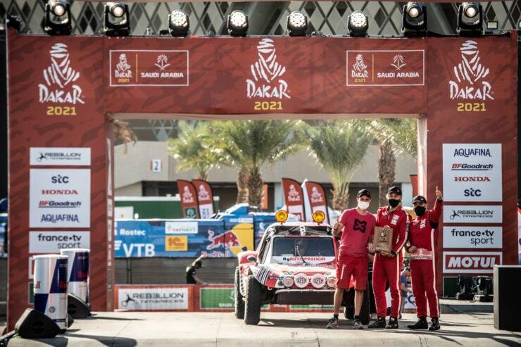 Buggy Sunhill Dakar Classic 8
