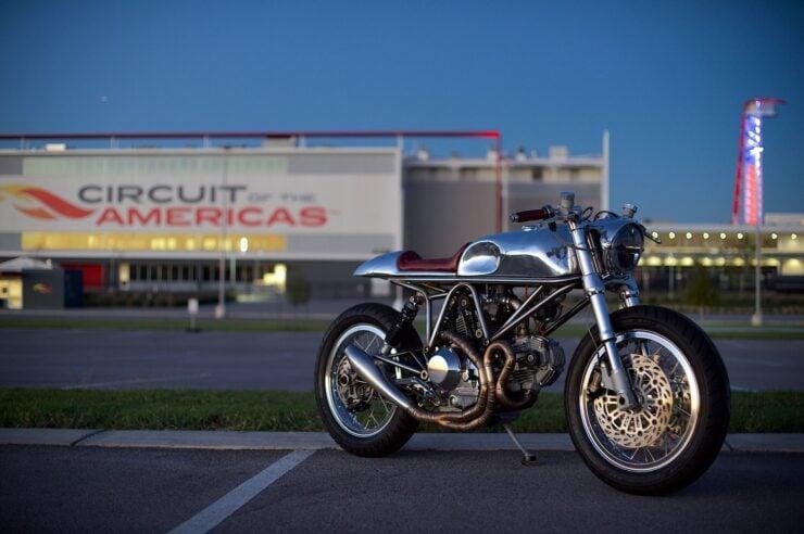 Custom Ducati 900SS 1