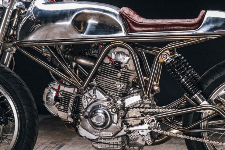 Custom Ducati 900SS 15
