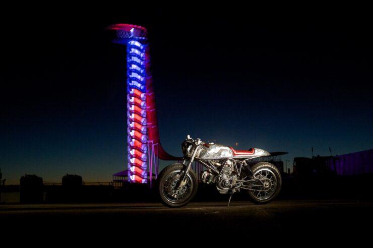 Custom Ducati 900SS 3