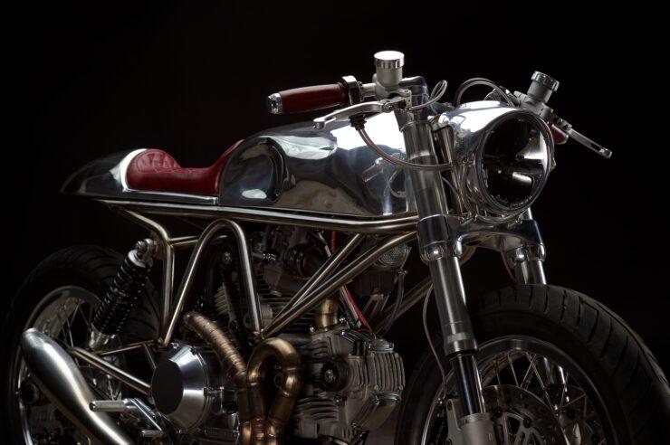 Custom Ducati 900SS 5
