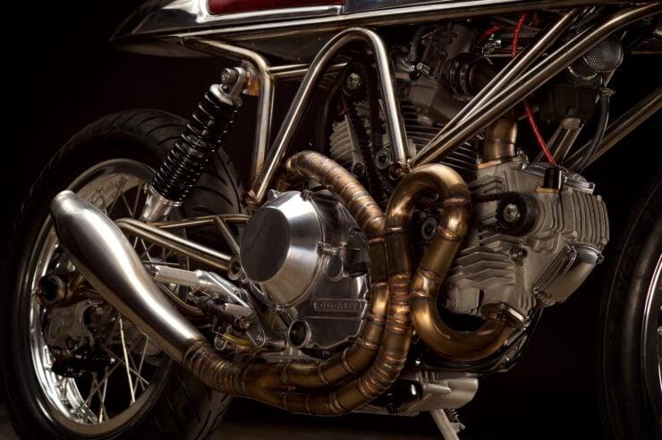Custom Ducati 900SS 6