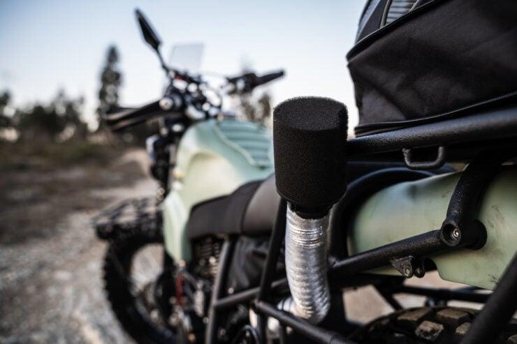 Custom Yamaha TW125 7