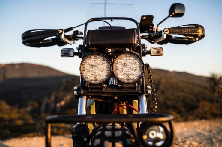 Custom Yamaha TW125 13