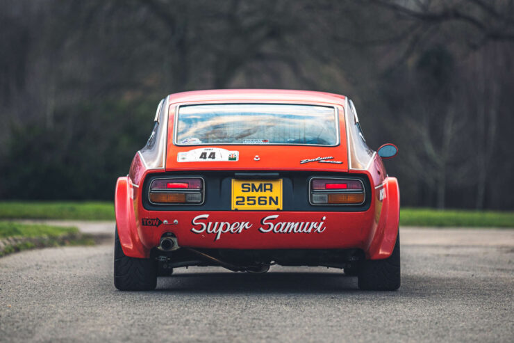 Datsun 240Z Super Samuri 1