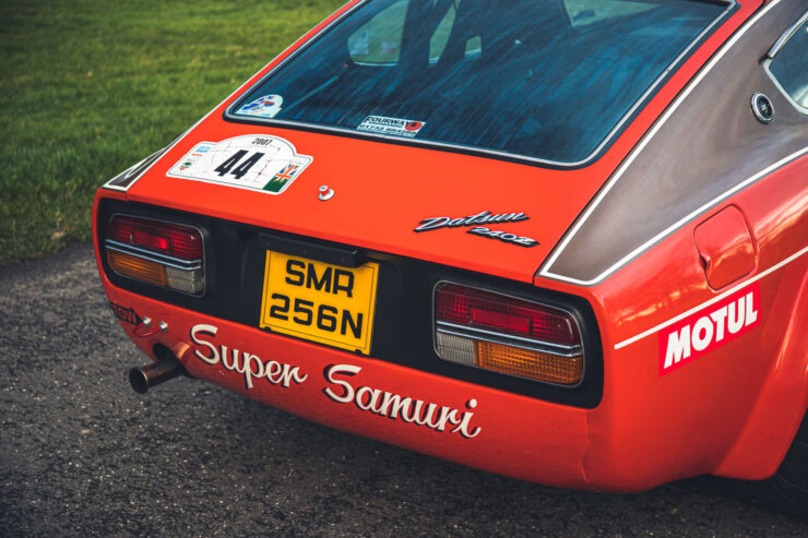 Datsun 240Z Super Samuri 13