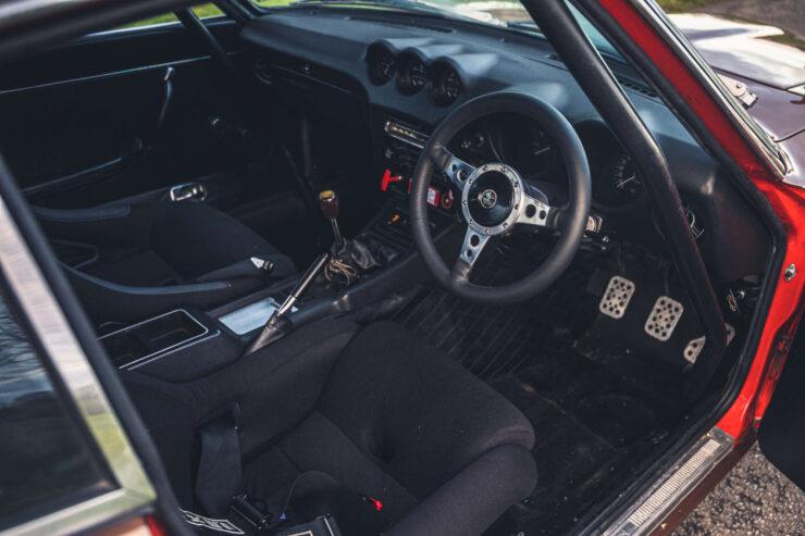Datsun 240Z Super Samuri 8