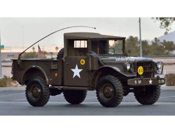 Dodge-M37-4x4-Truck