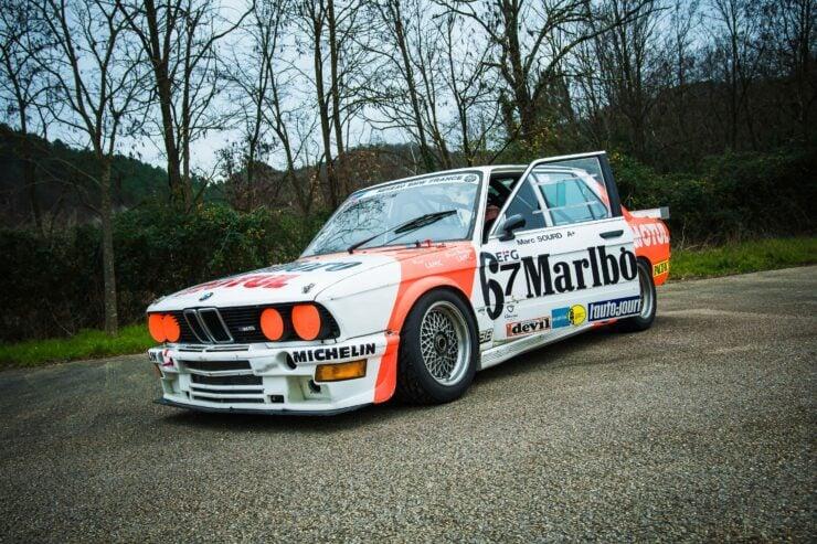 E28 BMW M5 Touring Car 1
