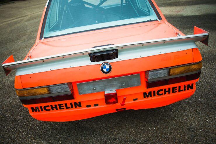 E28 BMW M5 Touring Car 14