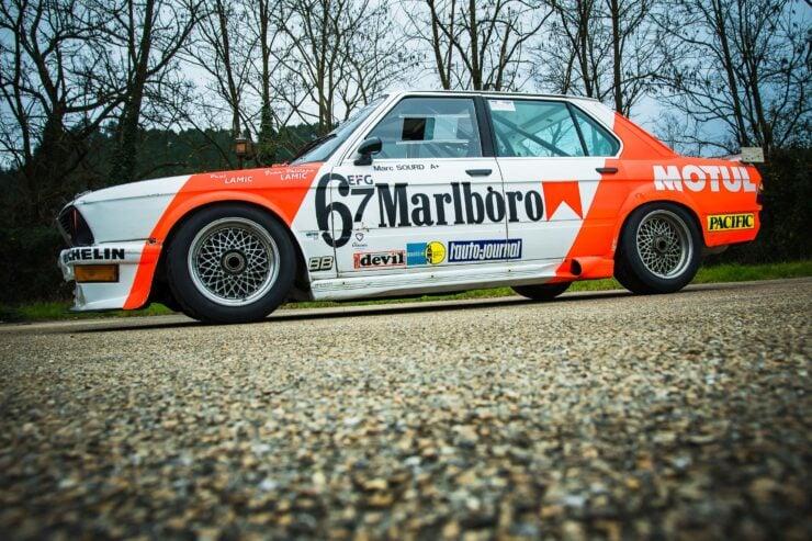 E28 BMW M5 Touring Car 2