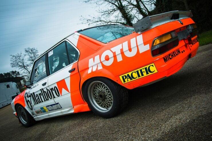 E28 BMW M5 Touring Car 3