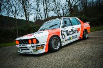 E28 BMW M5 Touring Car