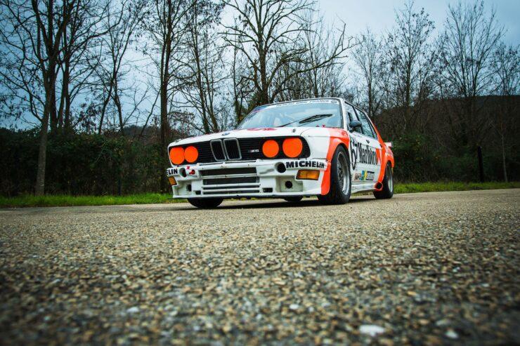 E28 BMW M5 Touring Car 4
