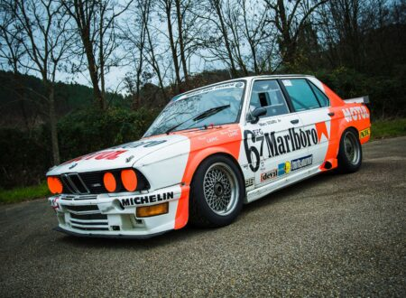 E28 BMW M5 Touring Car