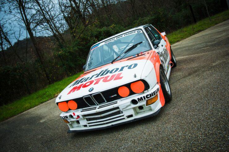 E28 BMW M5 Touring Car 5