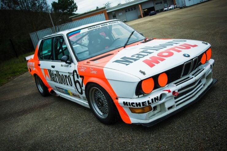 E28 BMW M5 Touring Car 6