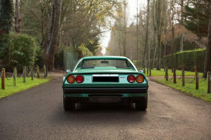 Ferrari 308 GTB Back