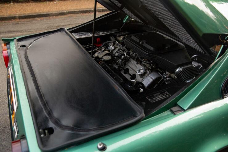 Ferrari 308 GTB Engine