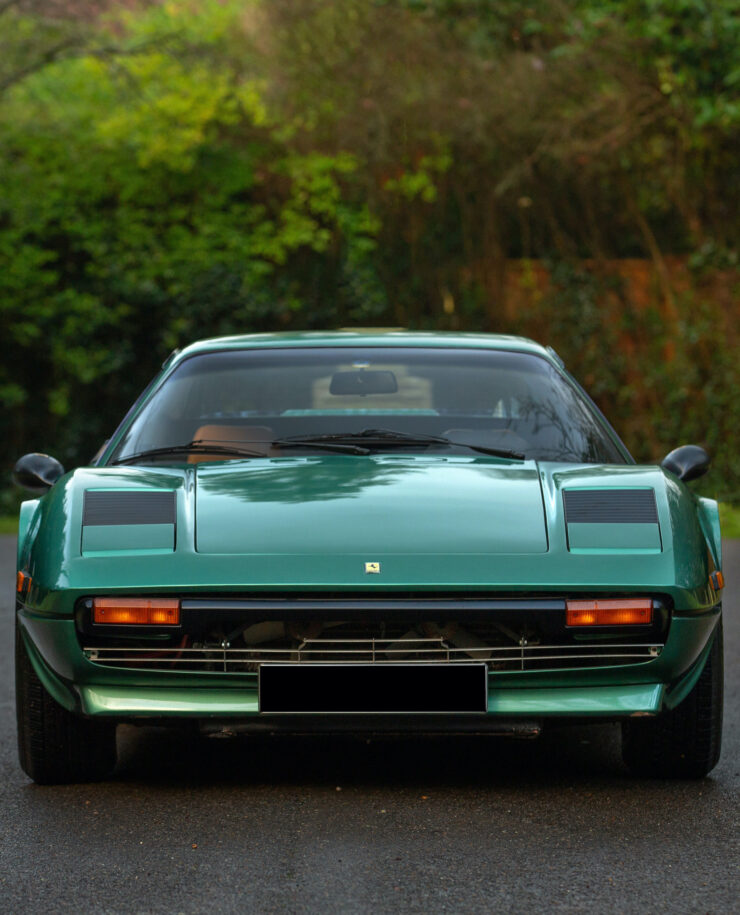 Ferrari 308 GTB Front