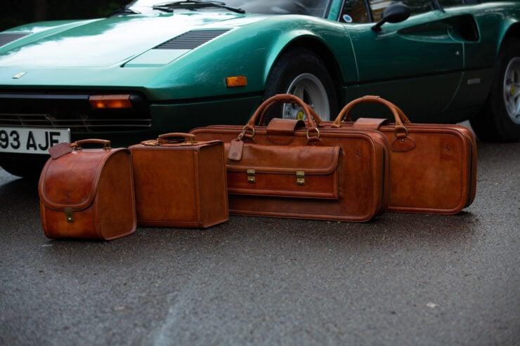 Ferrari 308 GTB Luggage