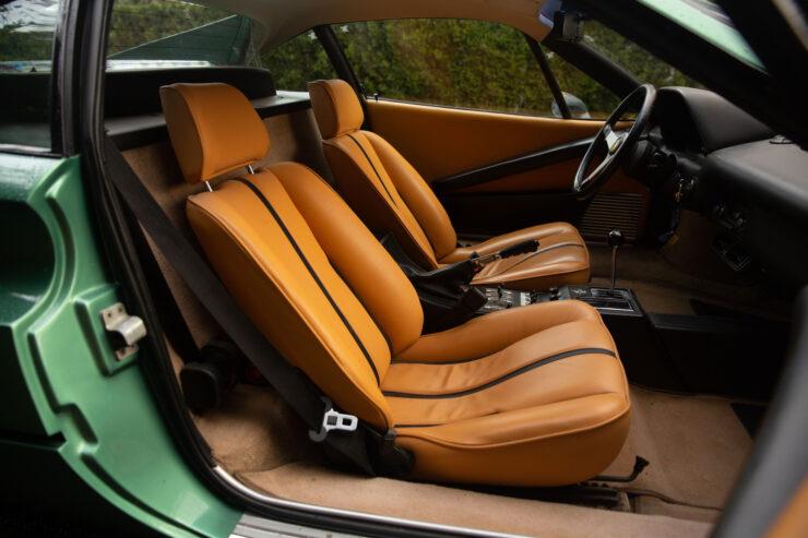 Ferrari 308 GTB Seats