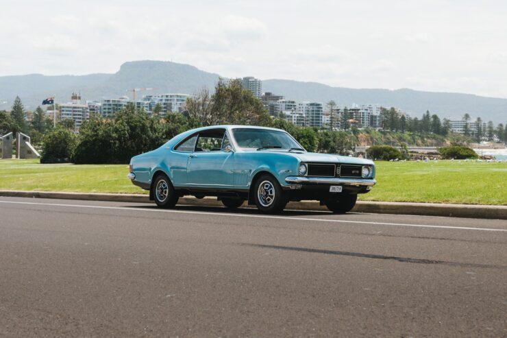 Holden Monaro 4