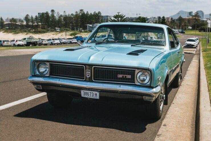 Holden Monaro 8