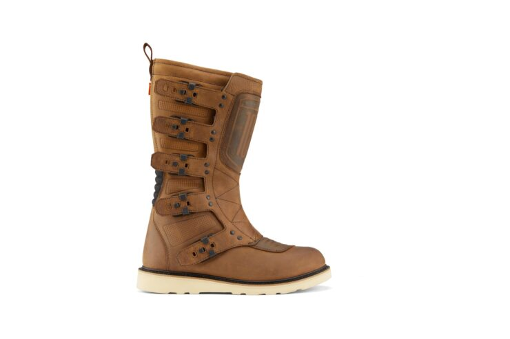 Icon Elsinore 2 Motorcycle Boots 1