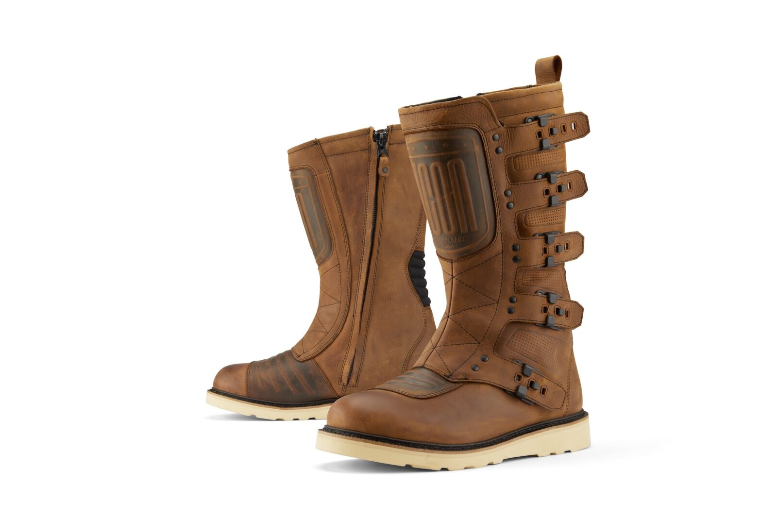 Icon Elsinore 2 Motorcycle Boots