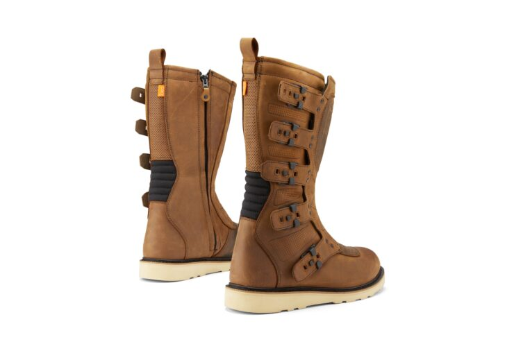 Icon Elsinore 2 Motorcycle Boots 2