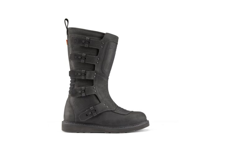 Icon Elsinore 2 Motorcycle Boots 4