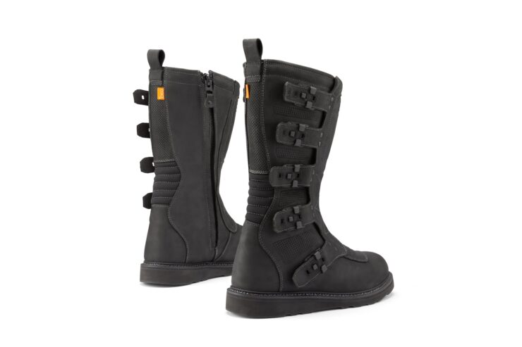 Icon Elsinore 2 Motorcycle Boots 5