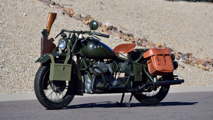 Indian 841 Military