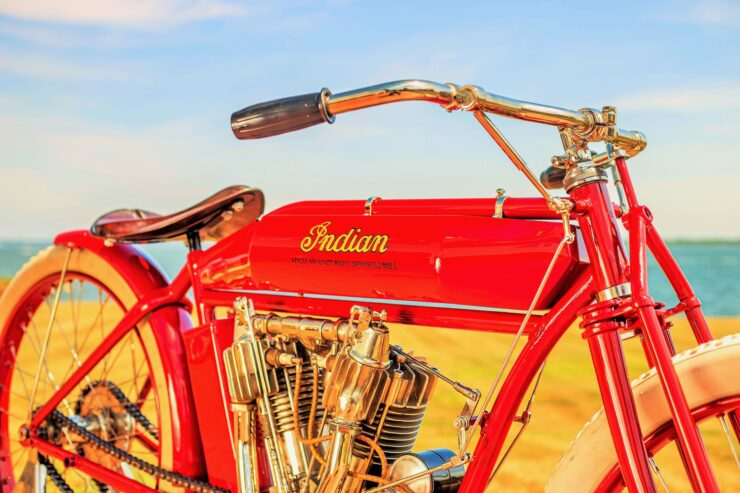 Indian Board Track Racer 4