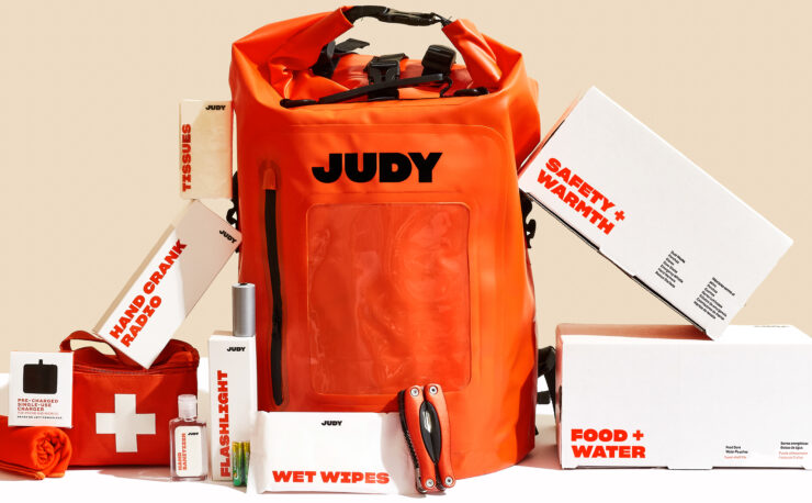 Judy – The Mover Max Survival Kit