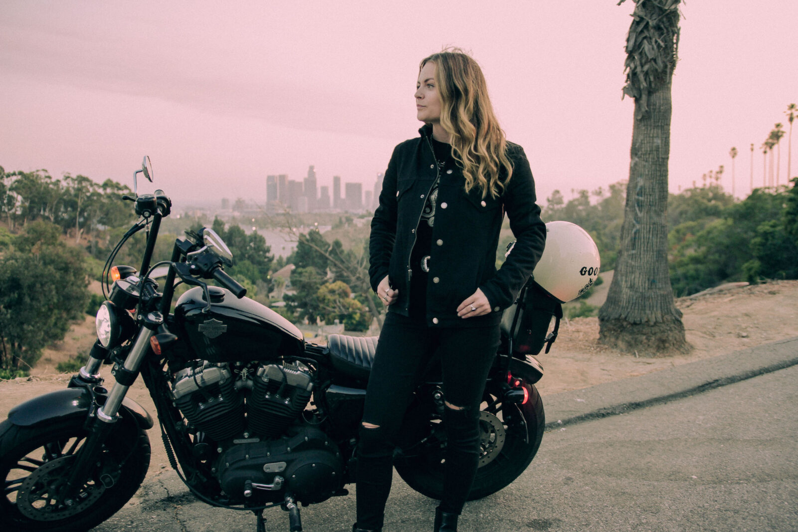 Juliet Moto Jacket by Nine Lives Motowear