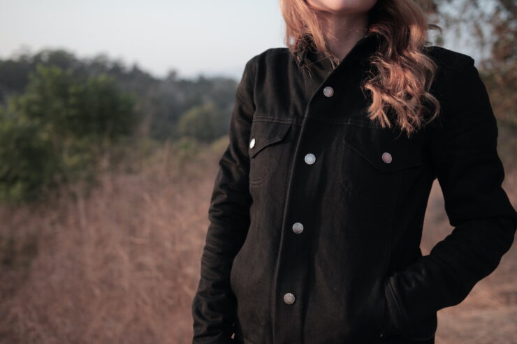 Juliet Moto Jacket by Nine Lives Motowear 2