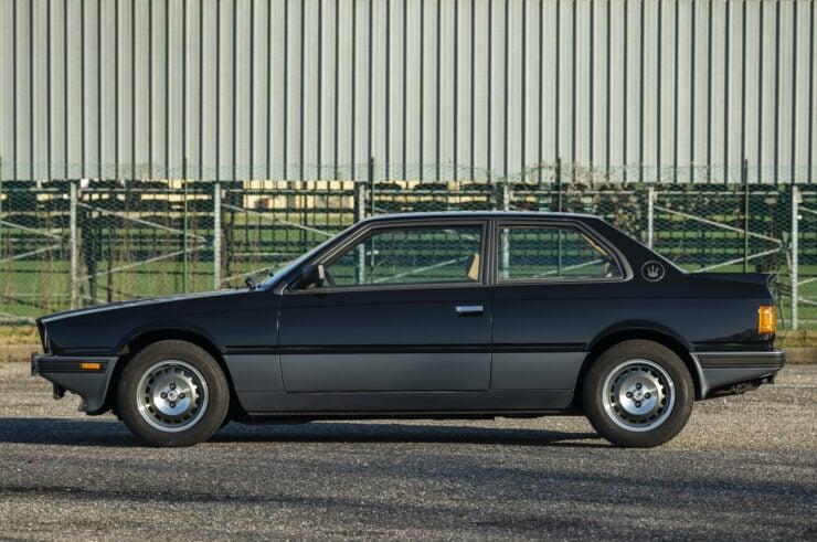 Maserati Biturbo Si Side