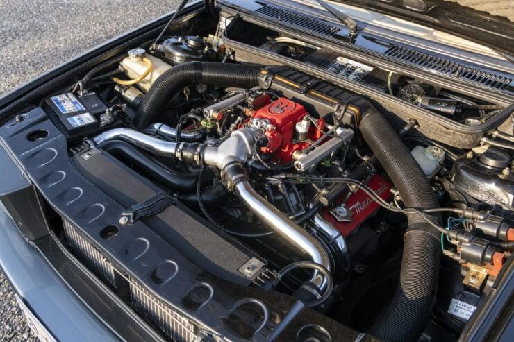 Maserati Biturbo Si V6