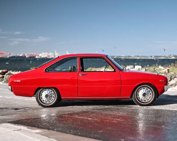 Mazda 1200 Coupe 1