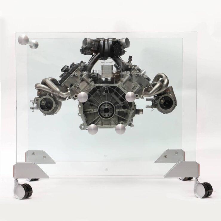 McLaren Senna Engine 2