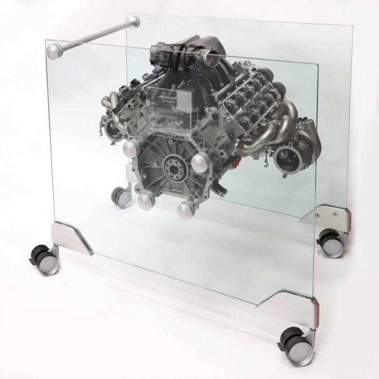 McLaren Senna Engine 4