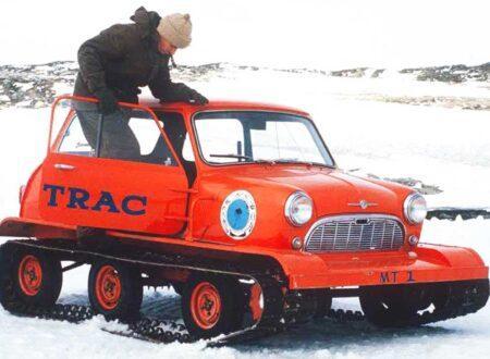 Mini-Trac Antarctica