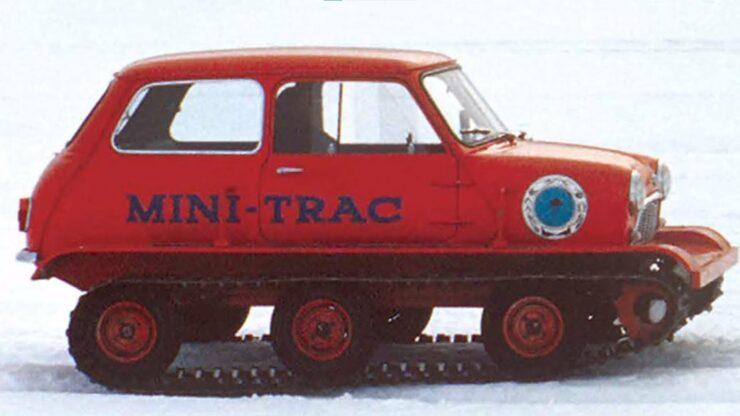 Mini-Trac Car