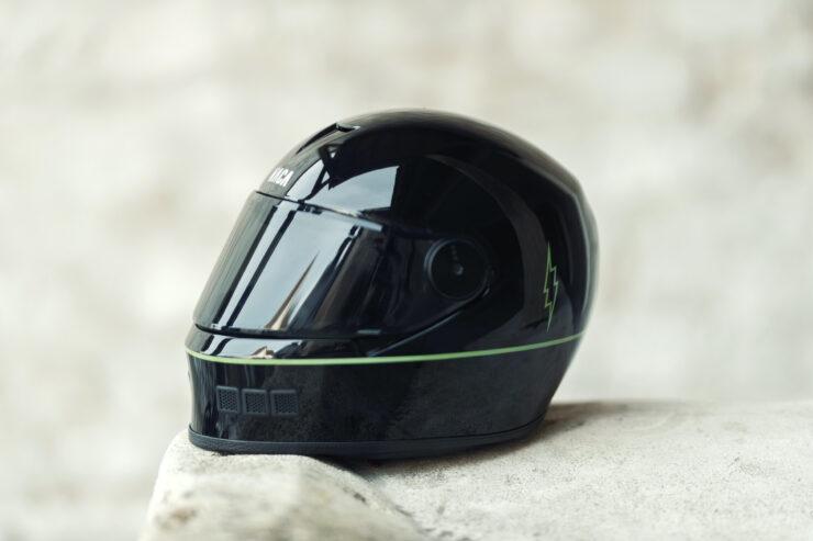 NACA x Blitz Full Face Helmet 4