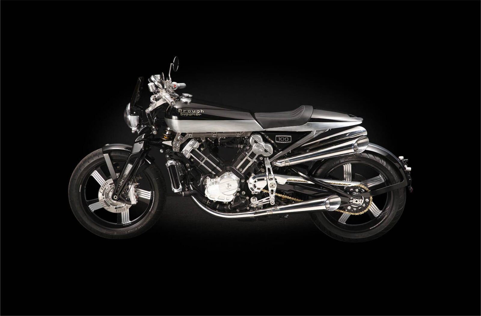 New Brough Superior Motorcycles