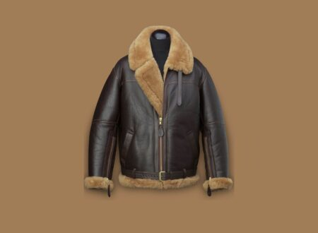 Original Irvin Flying Jacket