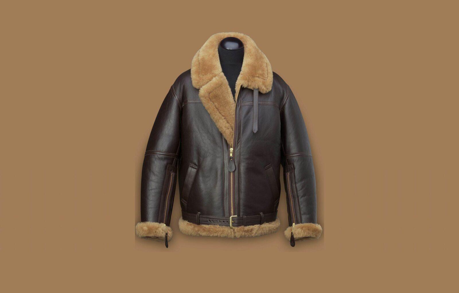 Original Irvin Flying Jacket